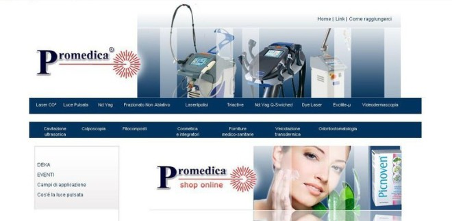 www.promedicaforniture.it